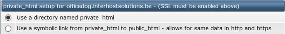 Stappenplan aanvraag SSL certificaat