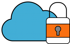 Secure private cloud