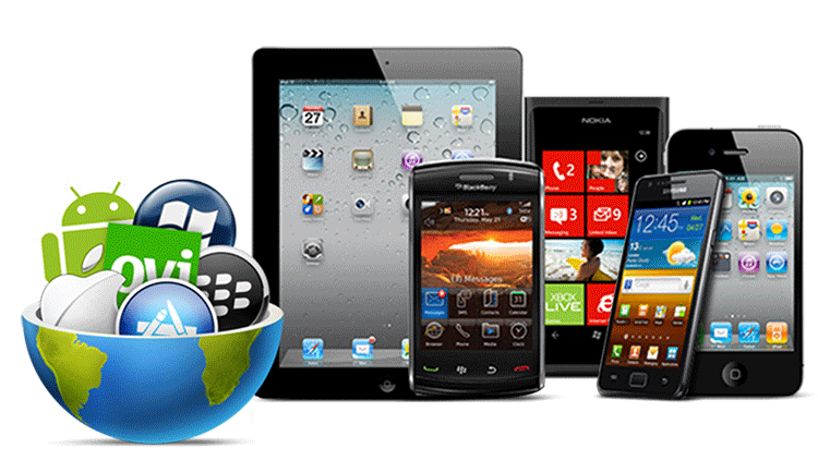 mobile apps van Interhost Solutions